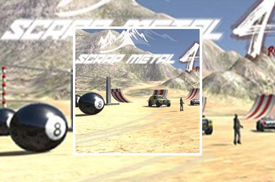 Scrap Metal 4 Rally