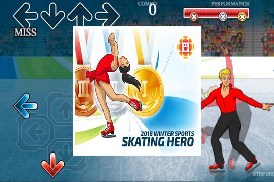 Skating Hero
