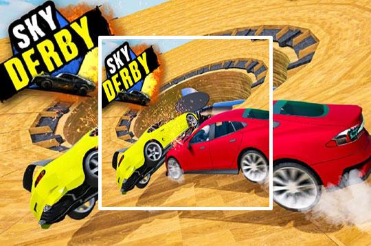 Sky Car Demolition 2019