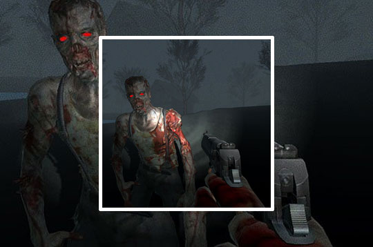 Slender Zombie Time