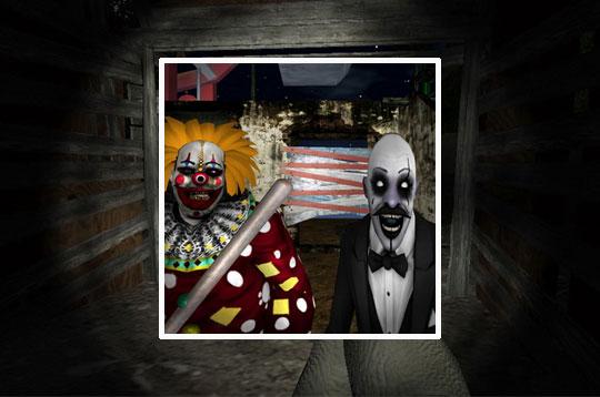 Slenderclown: Be Afraid Of It!