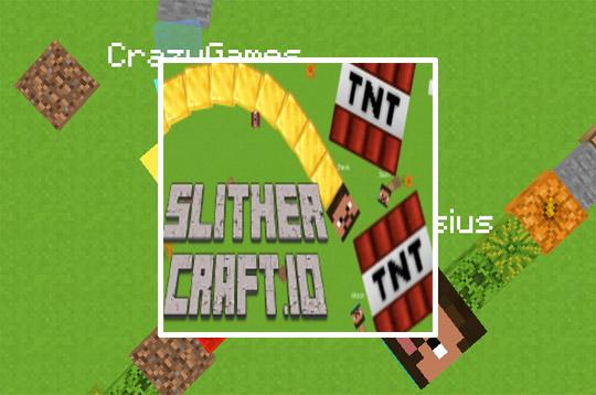 SlitherCraft .io