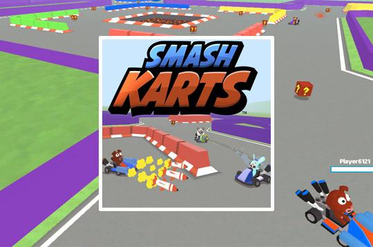 Smash Karts .io