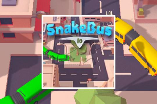 SnakeBus .io