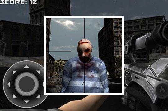 Sniper D City Apocalypse