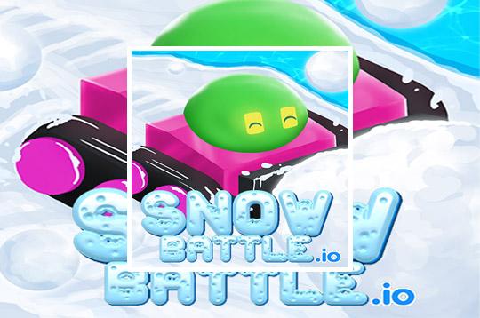 Snow Battle .io