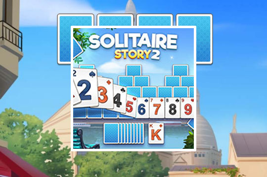 Solitaire Story - Tripeaks 2