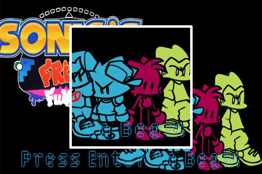Sonic's Fridays Funkin'