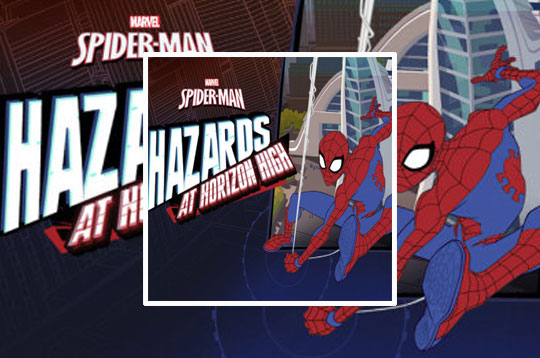 Spiderman, Hazards at Horizon High