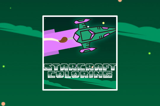 Starcraft Coloring