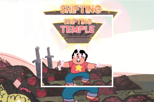 Steven Universe: Shifting Temple