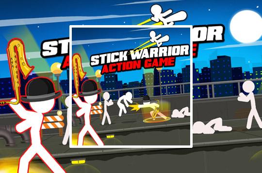 Stick Warrior: Action Game