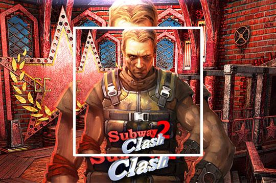 Subway Clash 2