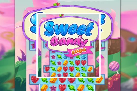 Sweet Candy Saga