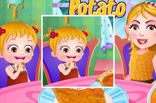 Sweet Potato Pie - Hazel & Mom's Recipes