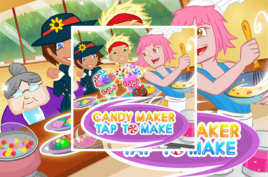 Tap Candy: Sweets Clicker