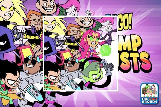 Teen Titans Go! Jump Jousts