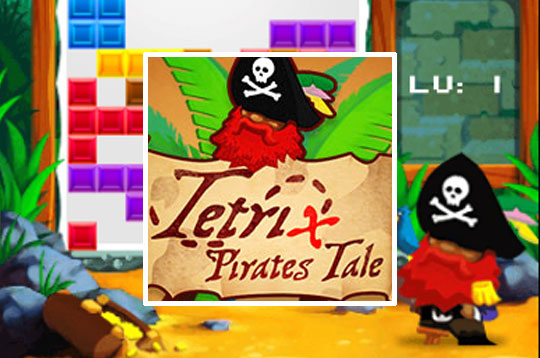 Tetrix Pirates Tale