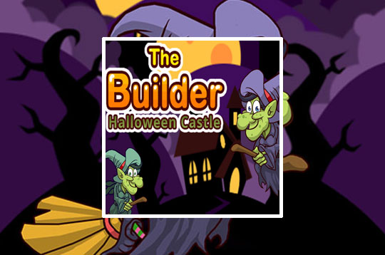 The Builder Halloween Castle