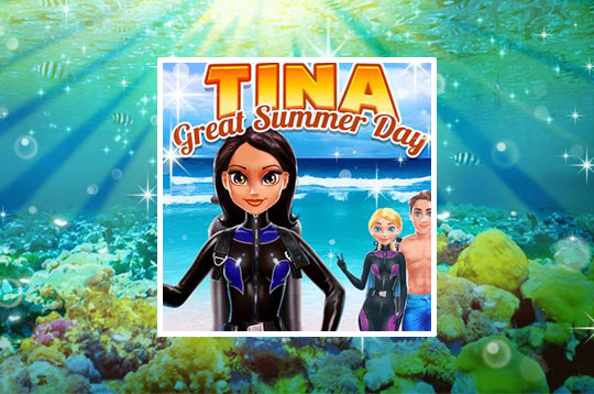 Tina - Great Summer Day