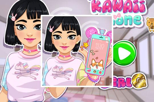 Tomoko's Kawaii Phone
