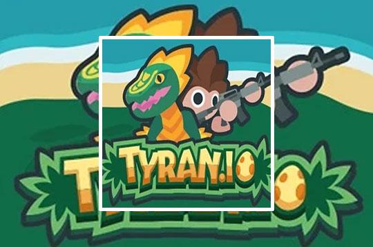 Tyran .io