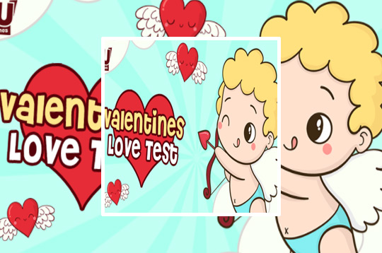 Valentine's Love Test