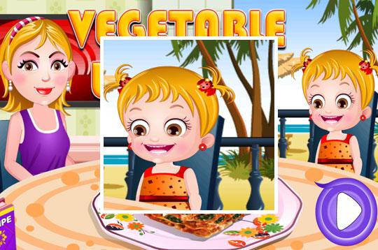 Hazel & Mom's Recipes - Vegetable Lasagna