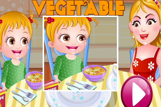 Vegetable Soup - Hazel & Mom's Recipes