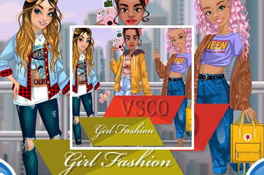 VSCO Girl Fashion