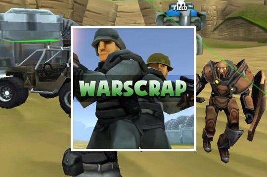 Warscrap .io