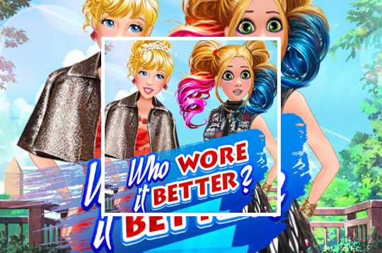 Who Wore It Better 2 New Trends