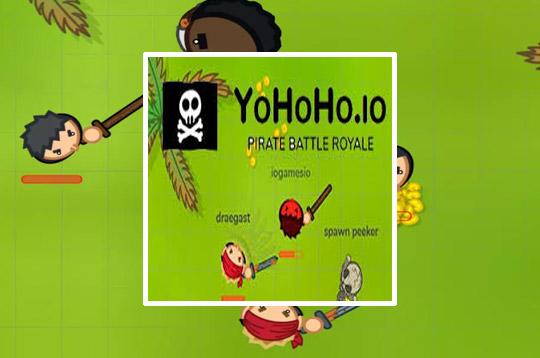 YoHoHo .io