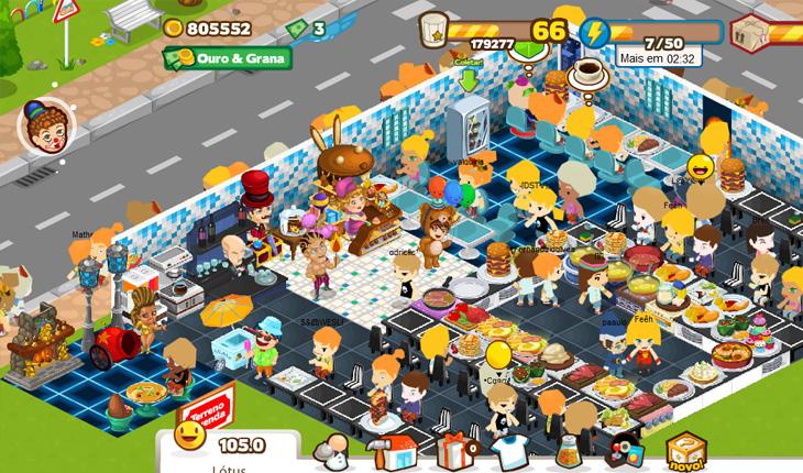 Café Mania Games