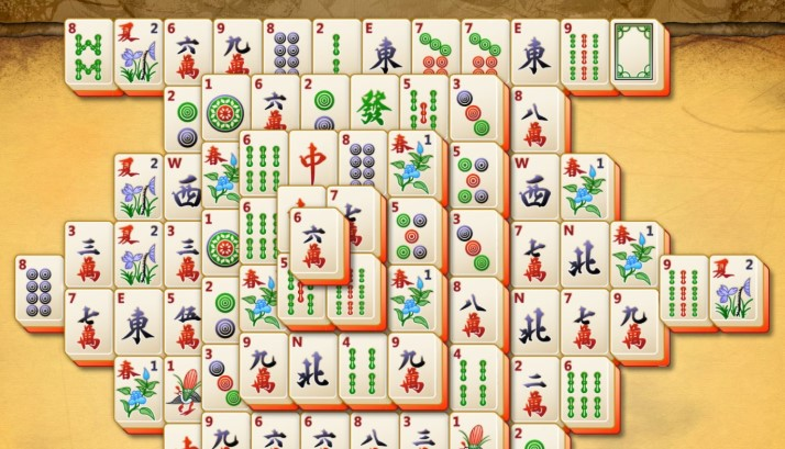 Mahjong Games: List with 10 selected games