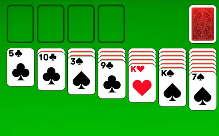 Solitaire: How to play free online
